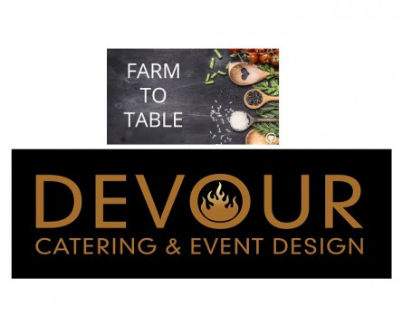 Bountiful Harvest -  Farm to Table Dinner for Dining Passengers
