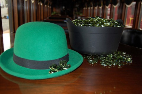 St. Patrick's Day Expedition