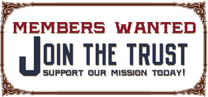 Members wanted. Join the Trust to support our mission.