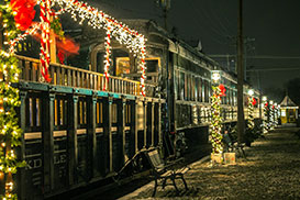 'Twas the Night Before Christmas Train - December 13 - December 23
