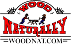 Logo Wood Naturally